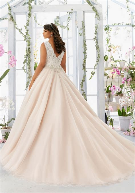 beading for wedding dresses morilee bridal embroidered lace bodice edged with beading