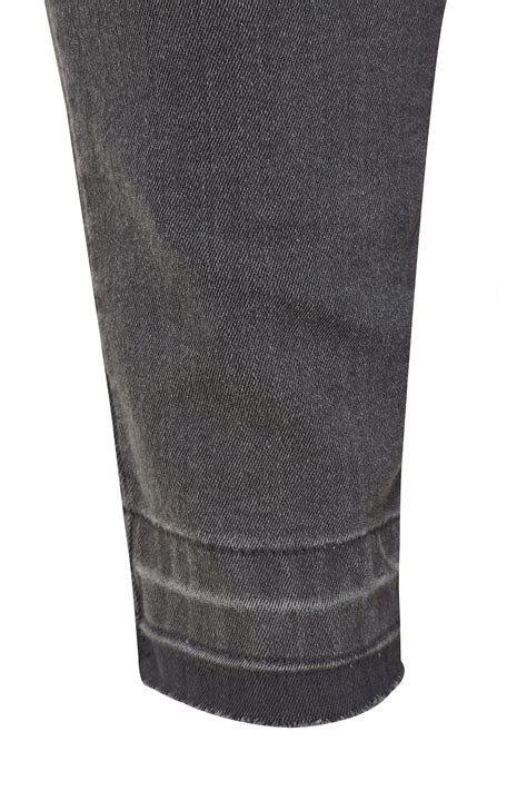 Jegging Stretch By Conba Id grijze jegging grote maten 44 64