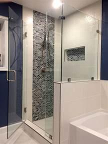 Corner Bath With Shower Enclosure frameless corner shower enclosures