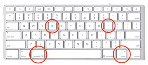 resetting function keys mac reset the system management controller on your mac