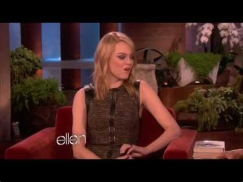emma stone funny emma stone funny moments youtube