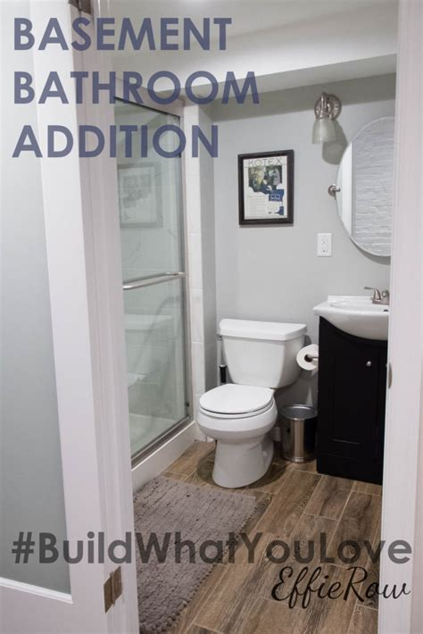 below grade bathroom below grade beauty basement bathroom addition