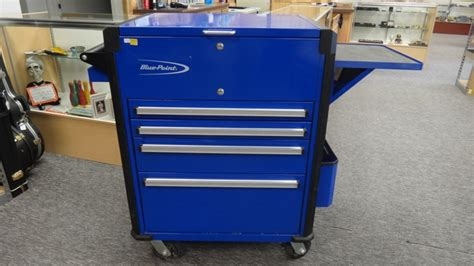 Blue Point 4 Drawer Tool Cart blue point 4 drawer tool cart chest of drawers