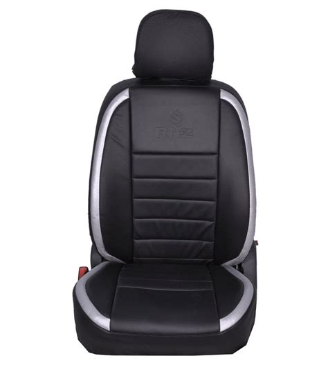 samsan beige pu leather seat covers for hyundai i10 available at snapdeal for rs 3612