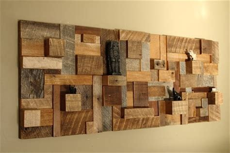 Handmade Artwork Ideas - 12 cool diy wood project ideas diy to make