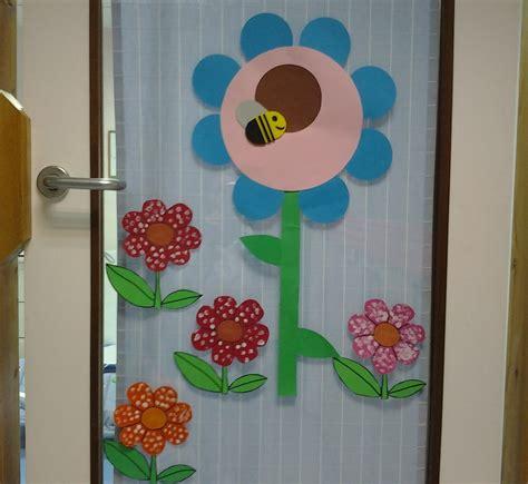 como decorar las puertas en google de un salon de preescolar primavera puertas 23 imagenes educativas
