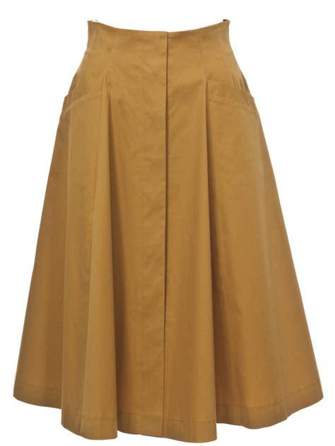 Godet Skirt flared godet skirt 05 2012 106b sewing patterns