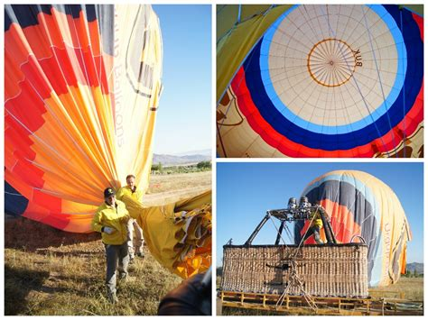 Takes Margarita For A Ride by Taking A Air Balloon Ride In Turkey Travel Drink Dine