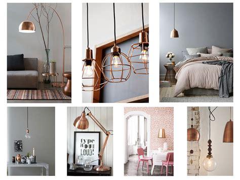 combinaciones impactantes de decoracion  cobre