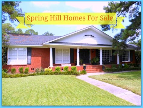 houses for sale in mobile al homes for sale in spring hill between 150k 250k the cummings company