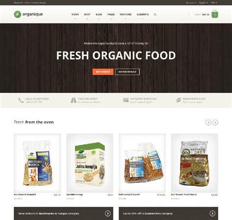 30 best food wordpress themes templates free