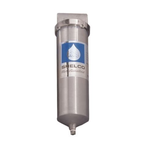 Filter Housing by Shelco Rhs 786a 10 Quot 316 Stainless Steel Filter Housing 3