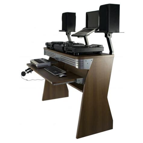 X60 Studio Dj Desk Tobacco Walnut Xr600 909 Products Dj Studio Desk