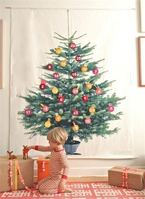 kreative alternativen die den klassischen weihnachtsbaum