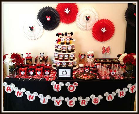 40th Anniversary Birthday Party Ideas   Photo 1 of 8