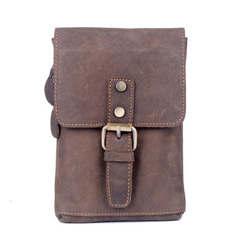 Fashion Mini Single Bag 7059 100 genuine leather mini messenger bag leather casual single shoulder bag