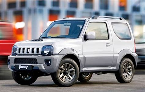 Suzuki Jimny 2017 Suzuki Jimny Review And Specs Suggestions Car