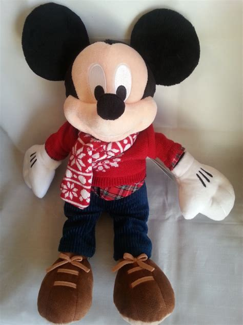 Minnie Original From Disney Store Japan disney store plush doll 2015 mickey mouse minnie set japan limited