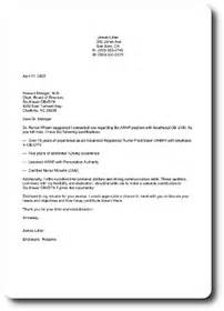 cover letter for any position application letter for any position exles 5