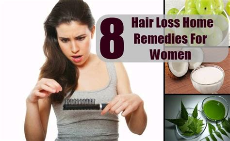 home remedies for hair loss in women over 50 8 hair loss home remedies for women natural treatments