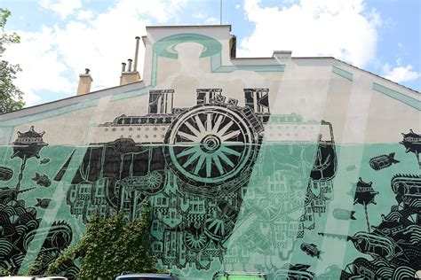 Big Wall Murals will krak 243 w become the new global street art capital