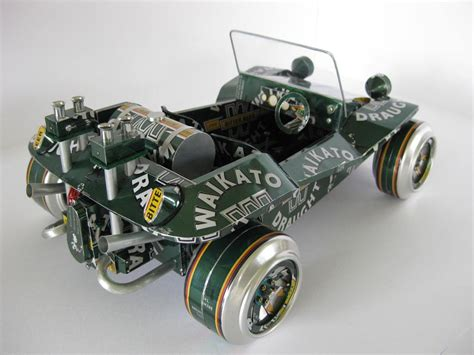 Handmade Automobiles - handmade model cars made from cans d b r c racing