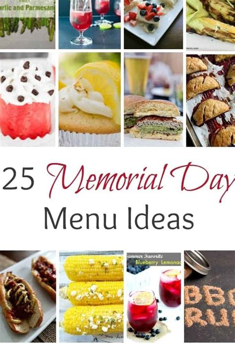 memorial day menu ideas lavender macarons