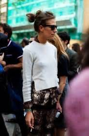 Top Import 127 on the street tiny knit milan 171 the sartorialist