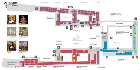 louvre museum floor plan groundline get your tickets now cities