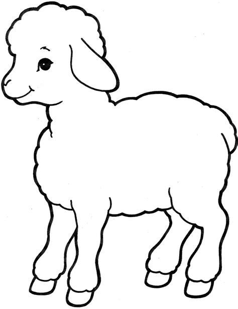 desenhos para colorir desenhos para colorir animais pagina 5 ovelha para colorir ovelha para colorir