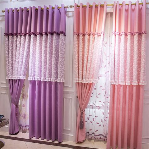 wholesale sheer curtains online buy wholesale sheer curtains purple from china