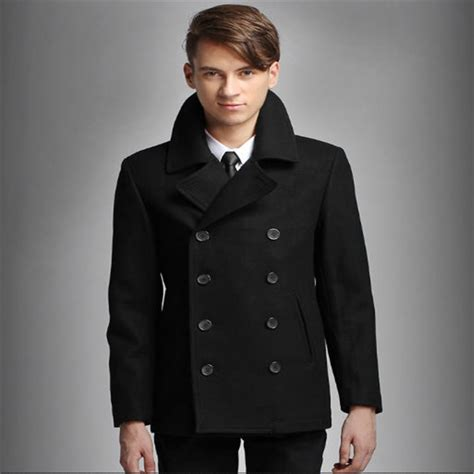 7 Best Pea Coats For Fall by Mens Pea Jacket Jackets Review