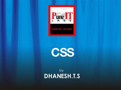 css tutorial for beginners ppt css for beginners