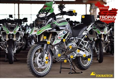 Bmw Motorrad Usa Customer Service by Want A 2014 Gs Trophy Bike Touratech Usa