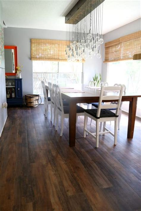 Vinyl Flooring For Rooms by Best 25 Vinyl Wood Flooring Ideas On Vinyl