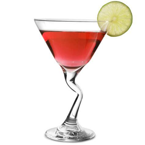 Glassware Cocktail Glasses Z Stem Martini Glass 9 1oz 260ml Z Stem Cocktail Glass