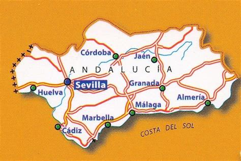 andalusia regional map 578 578 michelin regional map andalucia spain maps where are you going online store