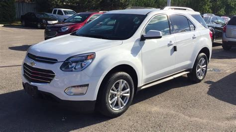 chevy equinox 2017 white 2017 chevrolet equinox lt summit white roy nichols motors