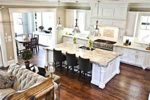 Open Concept Farmhouse Plan How To Make The Most Of An Open Concept Layout Megan Morris