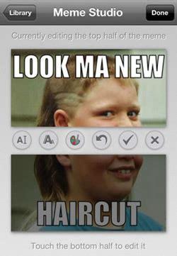 Meme Font Download - make your own meme 20 meme making iphone apps hongkiat