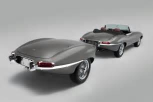 Vintage Jaguar E Type Classic Motor Cars Unveils Unique Jaguar E Type