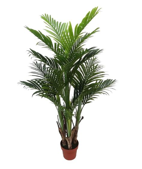 medium real touch artificial areca palm tree