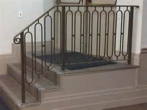 Rod Iron Banister Railing Grade A Fence Company A Houston Fence Company