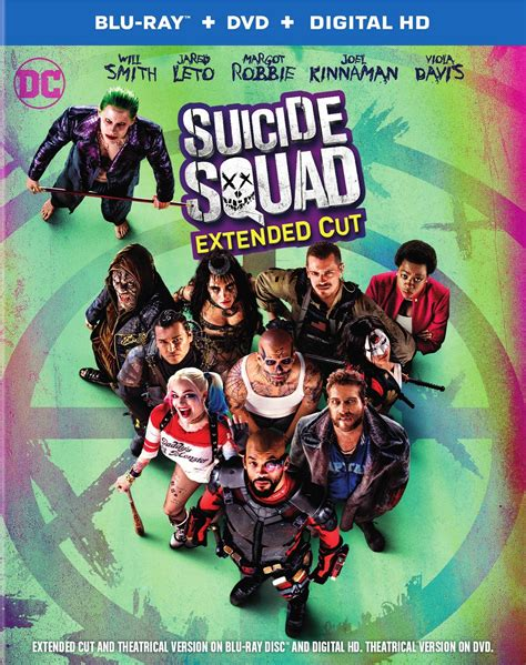 In Squad Dvd squad dvd release date december 13 2016