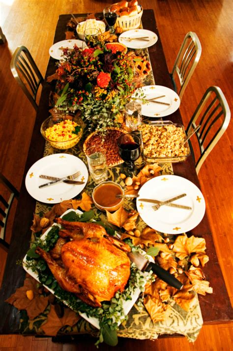 thanksgiving table thanksgiving home travel safety tips mass gov