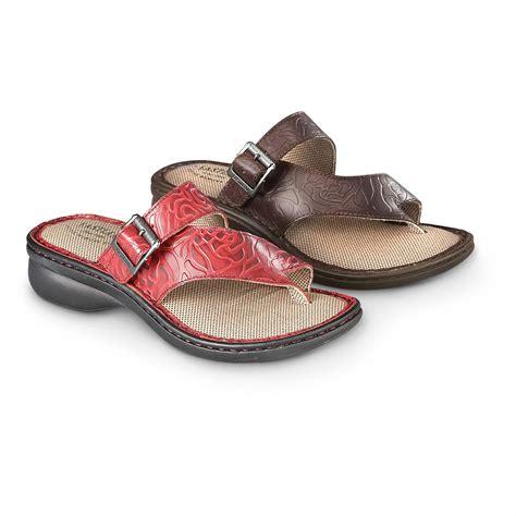 eastland sandals s eastland townsend sandals 639072 sandals flip