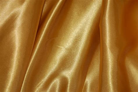 gold fabric gold satin fabric by yard
