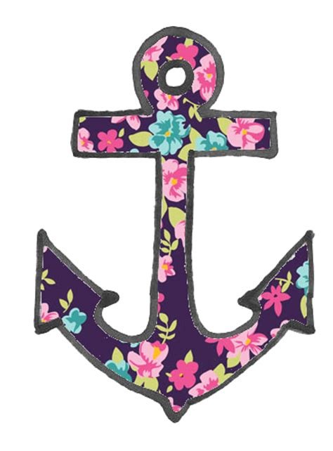 colorful anchor wallpaper cute anchor wallpapers wallpapersafari