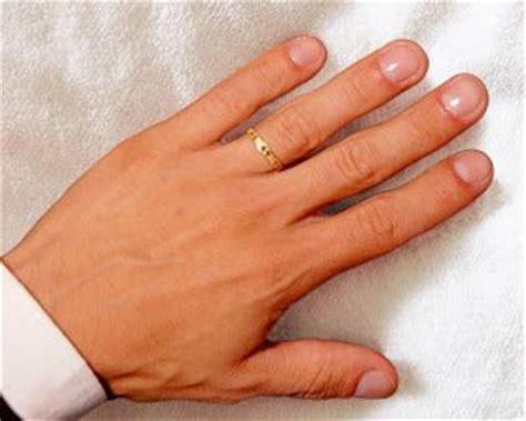 men getting nails polish at salon men s manicure buffed nails no polish manicures