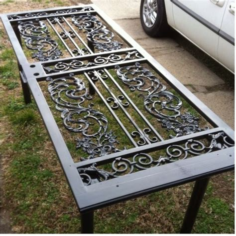 wrought iron table decor best 20 wrought iron chairs ideas on iron